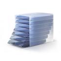 Pojemnik z 7 szufladami IDEALBOX - szary