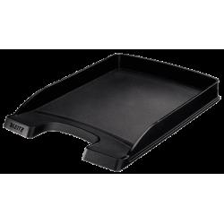 Półka na dokumenty Leitz Plus- Slim - czarna