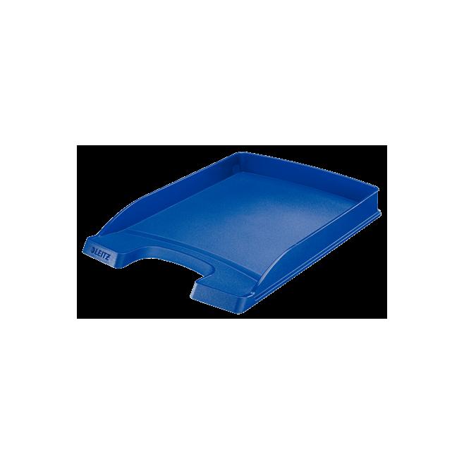 Półka na dokumenty Leitz Plus- Slim - niebieski