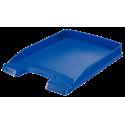 Półka na dokumenty Leitz Plus- Slim - niebieska