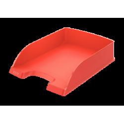 Półka na dokumenty Leitz Plus - jasnoczerwona