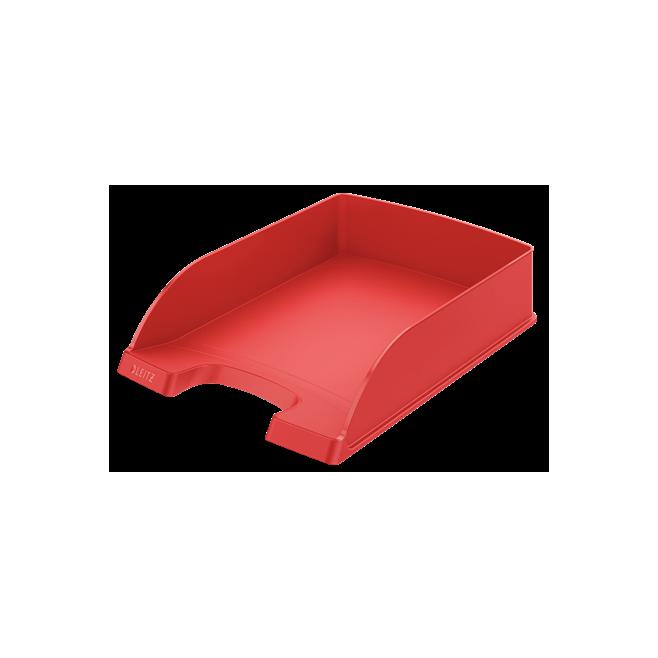 Półka na dokumenty Leitz  Plus - czerwony