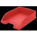 Półka na dokumenty Leitz Plus - czerwona