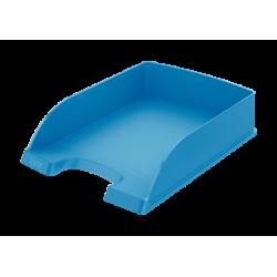 Półka na dokumenty Leitz Plus - jasnoniebieska