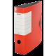 Segregator PP Leitz 180° Solid 82mm - jasnoczerwony