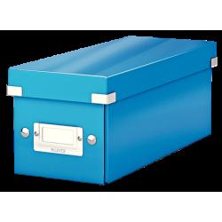 Pudło małe Leitz C&S WOW - niebieskie