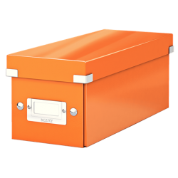Pudło małe Leitz C&S WOW - pomarańczowy