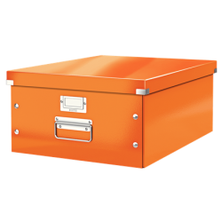 Pudło uniwersalne Leitz C&S A3 WOW - pomarańczowy