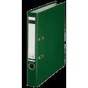 Segregator Leitz 180° z mechanizmem dźwigniowym 50mm - zielony
