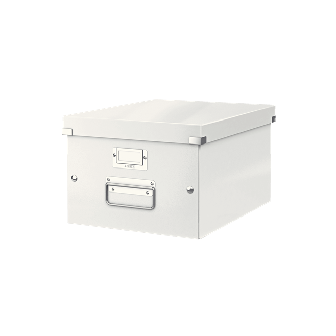 Pudło uniwersalne Leitz C&S A4 WOW - biały