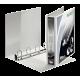 Segregator ofertowy A4+ Leitz SoftClick 4DR/40mm - biały