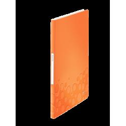 Album ofertowy 20 koszulek PP Leitz WOW - pomarańczowy