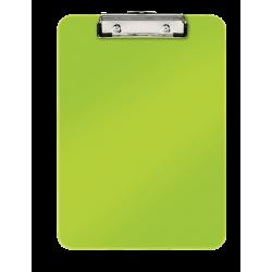 Deska z klipsem Leitz WOW - zielony