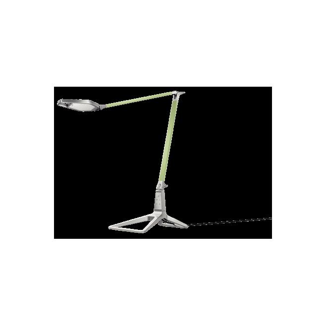 Lampka biurko Leitz Style Smart LED - seledynowa