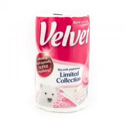 Ręcznik papierowy Velvet - 1 rolka