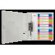 Przekładki PP Leitz WOW A4 Maxi 1-10 z możliwością zadruku