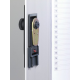 Skrzynka na 72 klucze KEY BOX - srebrna
