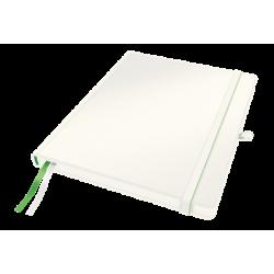 Notatnik Leitz Complete w formacie iPada w linie, oprawa twarda - biały