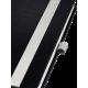 Notatnik Leitz Style A5 w kratkę, oprawa twarda - czarny