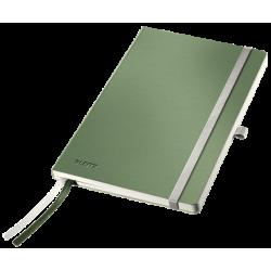Notatnik Leitz Style A5 w kratkę, oprawa miękka - seledynowy