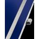 Notatnik Leitz Style A5 w kratkę, oprawa miękka - niebieski