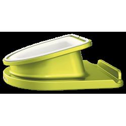 Podstawka obrotowa pod iPad/tablet, Leitz Complete - zielona