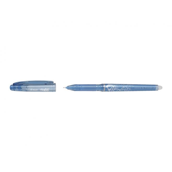 Cienkopis Pilot FriXion Point - jasno niebieski