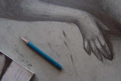 Cieniowanie ołówkiem