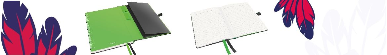 Bruliony, notatniki i bloki biurowe