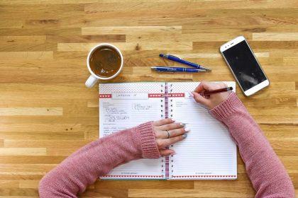 Jak robić notatki, aby były czytelne?