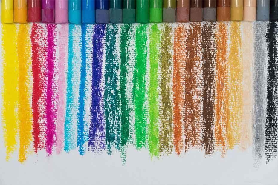 Jak rysować pastelami olejnymi?