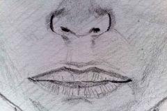 Jak narysować nos?