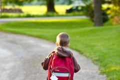 Plecak szkolny dla pierwszoklasisty
